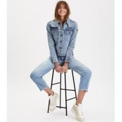 Stretch-Jeans für Damen #designofblouse