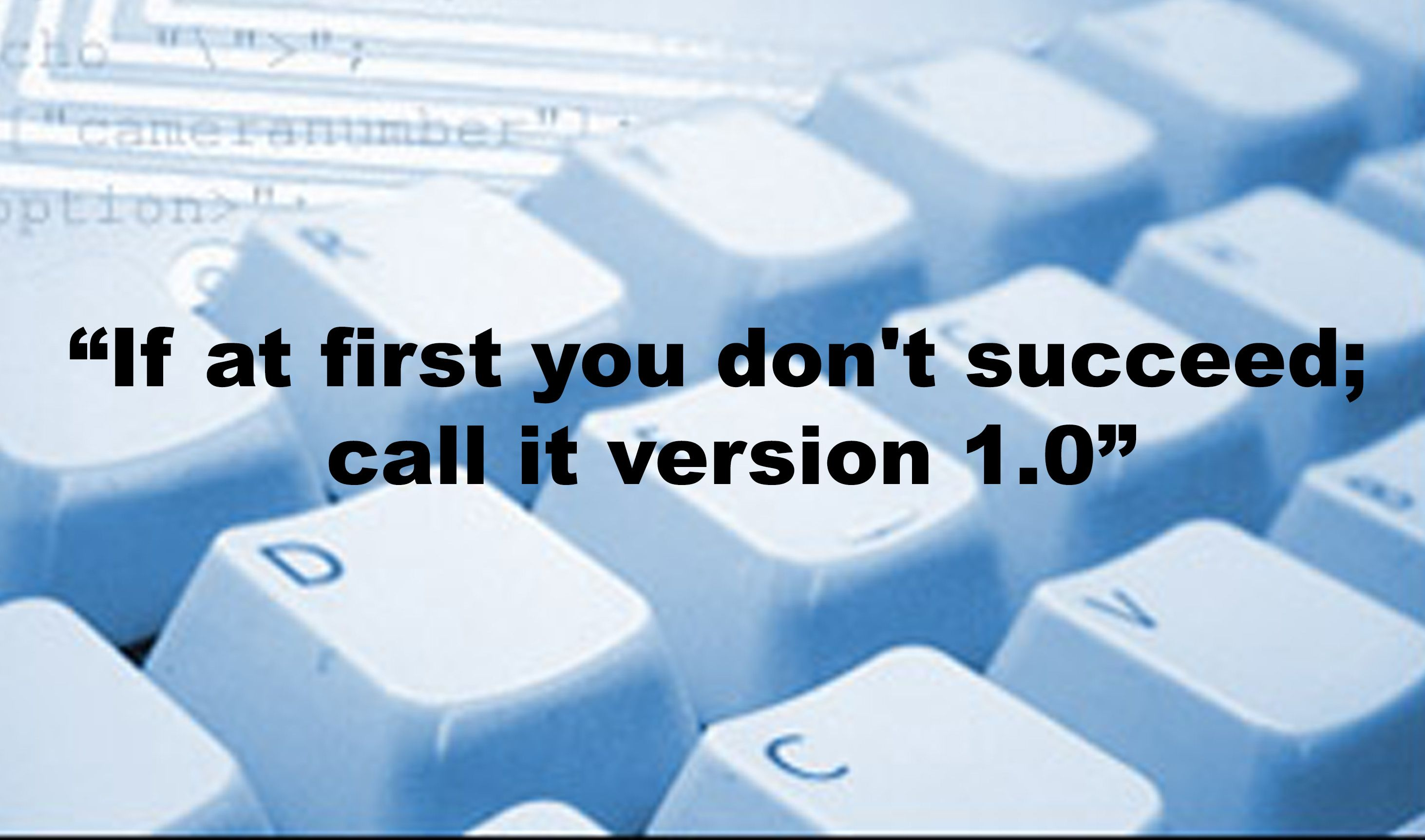 Version 1.0. Dallas IT staffing firm. Technology quotes