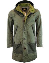 Ashburn PRETTY GREEN Retro 60s Mod Parka Jacket: http://www.atomretro.com/22671 #prettygreen #ashburn #ashburnparka #parka #jacket #atomretro #mensfashion #mensstyle