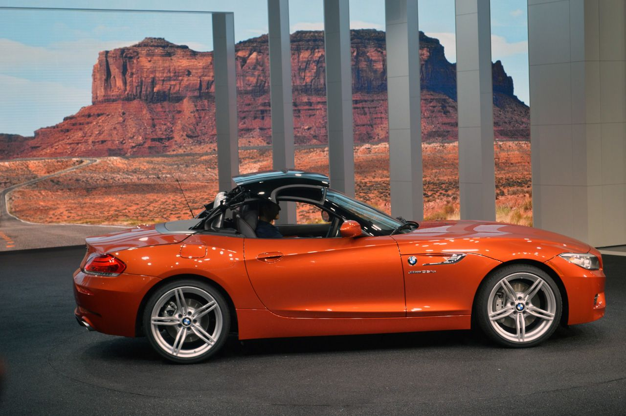 Drive In Style With Bmw Z4 Sdrive35i Visit Here Http