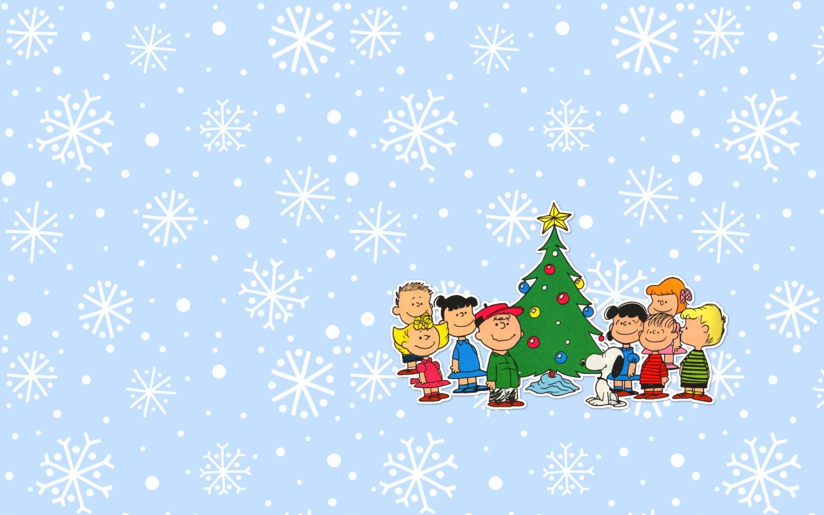 Full High Definition Christmas Wallpapers Download Peanuts