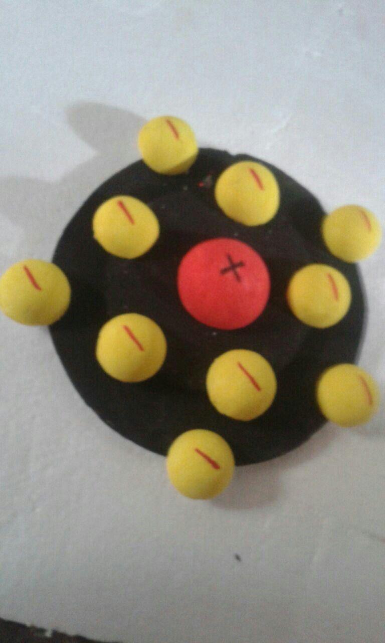 Modelo atómico de Bohr lo electrones al girar en torno al núcleo ...