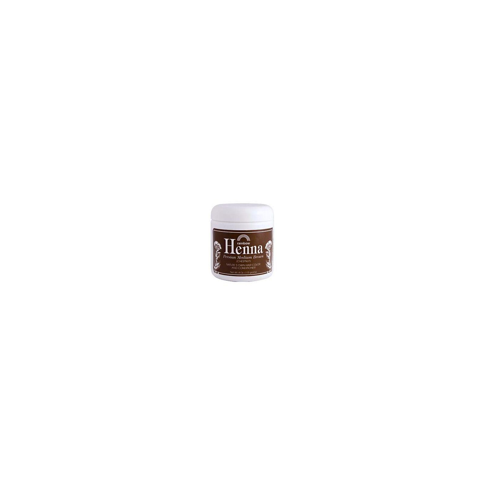 Rainbow Research Henna Hair Color And Conditioner Persian Medium