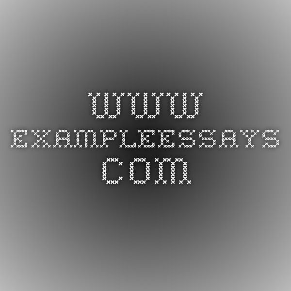 www.exampleessays.com