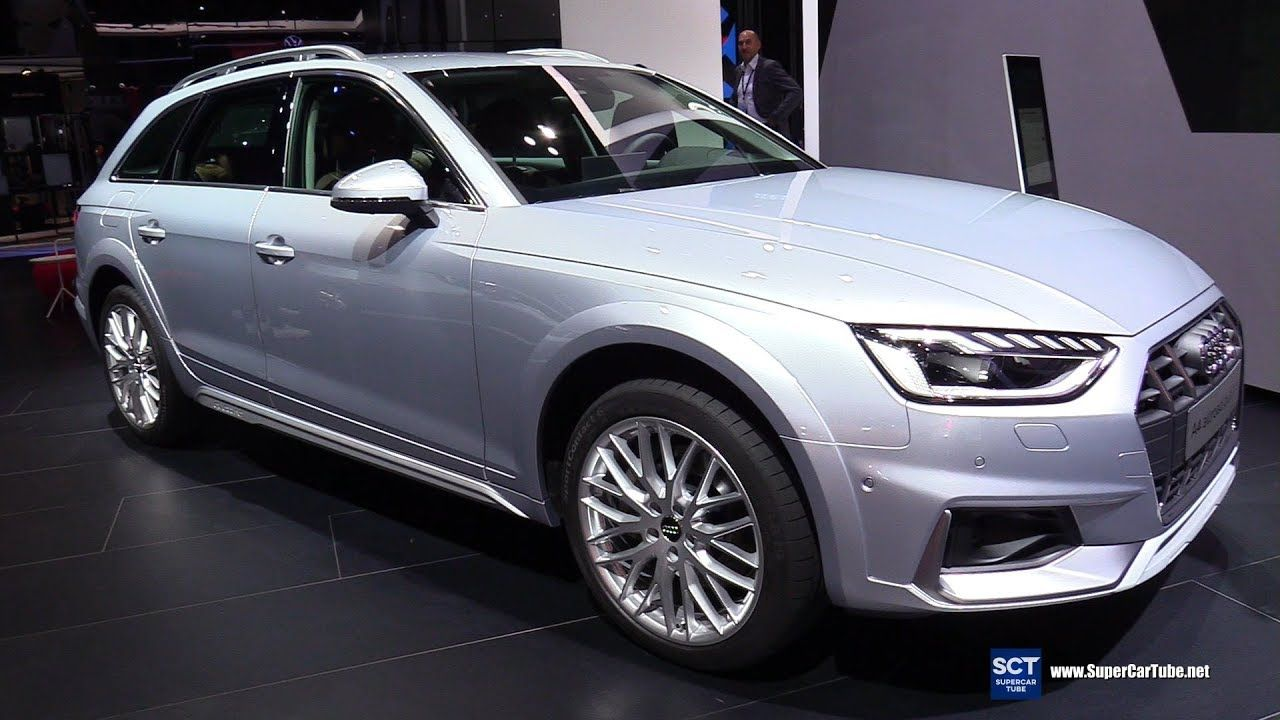 2020 Audi A4 Allroad Quattro Exterior And Interior Walkaround 2019 I Audi A4 Audi Best New Cars