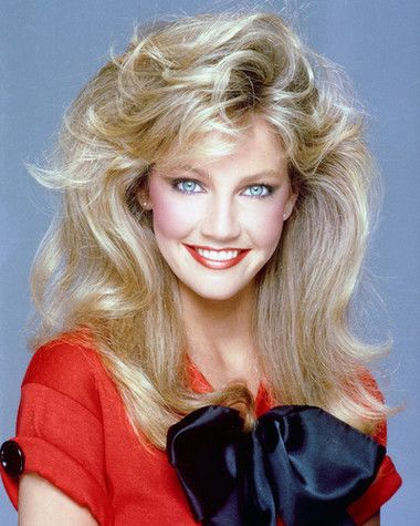 Heather locklear 80s poster