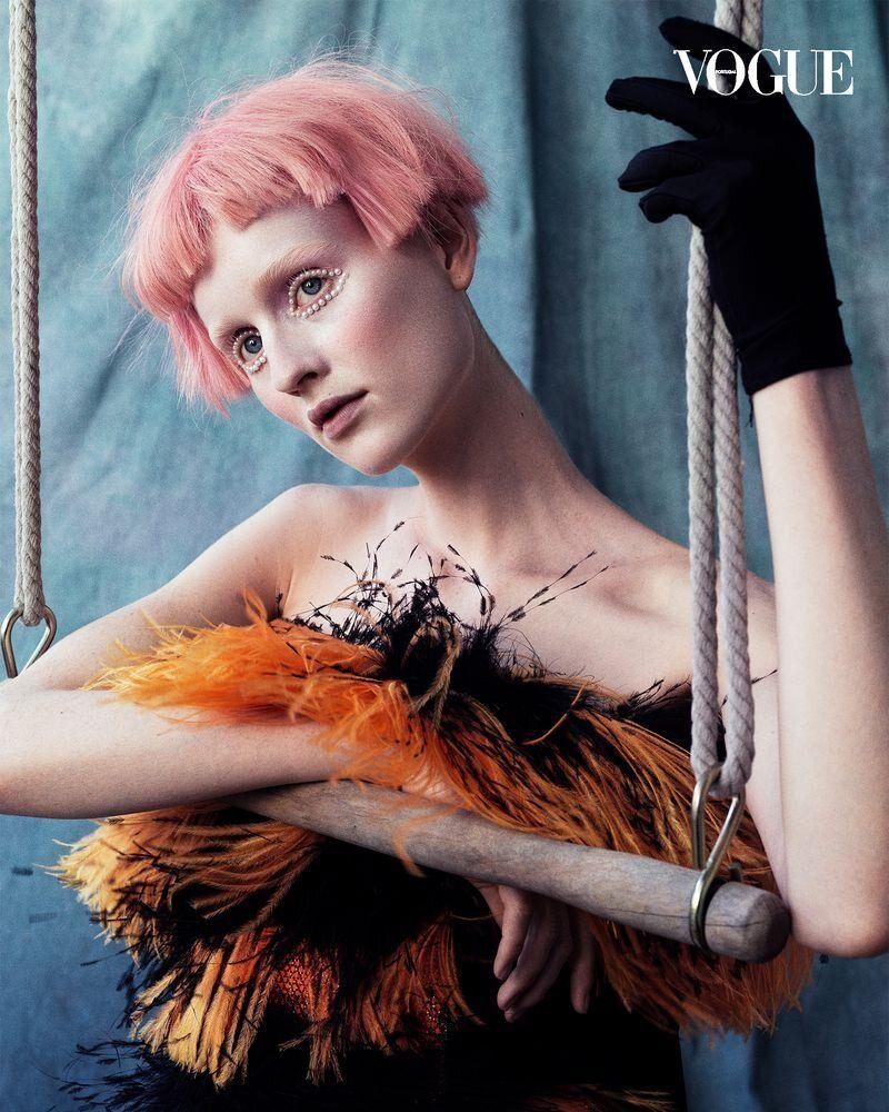 , Domen and Van de Velde 'Welcome to the Circus' Vogue Portugal  — Anne of Carversville, Anja Rubik Blog, Anja Rubik Blog