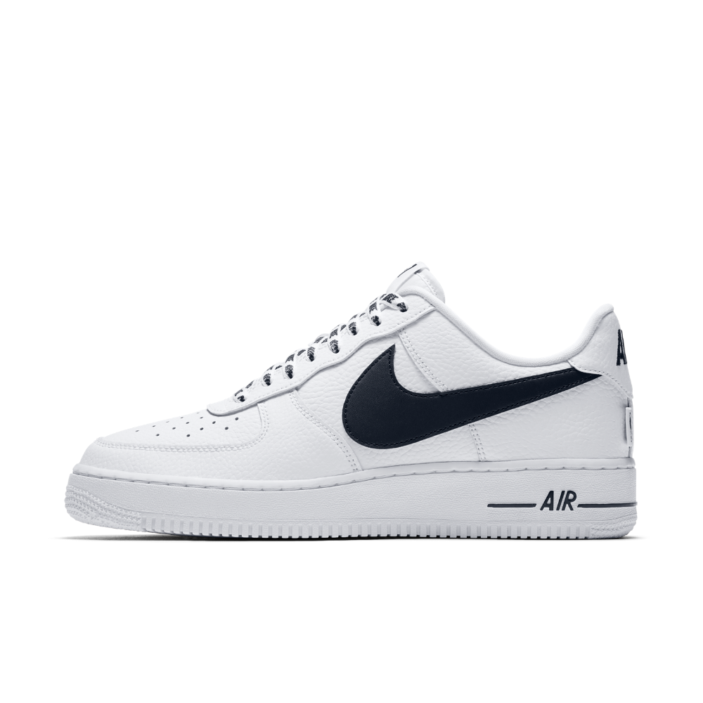 b8c0a6474aa45 Nike Air Force 1 Low 07 NBA Men s Shoe Size 12.5 (White). Find this Pin and  ...
