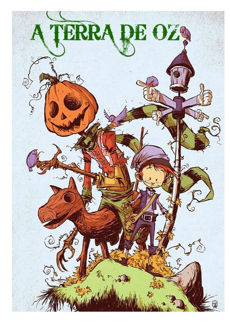 """Nota do autor Após a publicação de """"O Maravilhoso Mágico de Oz""""; Eu comecei a receber cartas de crianças, contando de seu prazer ao ler a história e me pedindo…"""