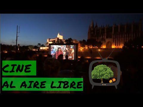 CINE AL AIRE LIBRE | VLOGS DIARIOS