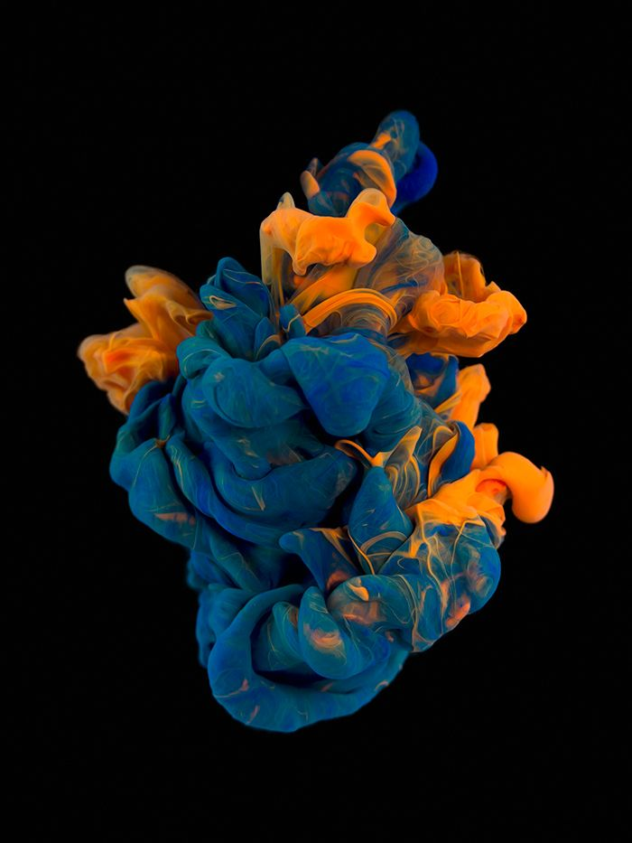 Blackground By Alberto Seveso More Art Here Just Art - New incredible underwater ink photographs alberto seveso