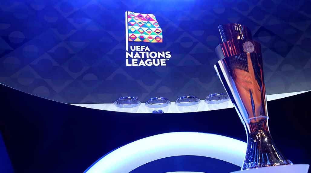 Auslosung Nations League