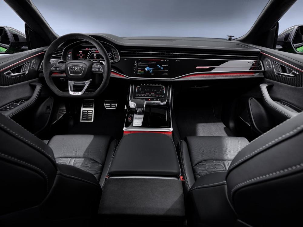 Audi Rs Q8 In 2020 Audi Rs Audi Audi Interior