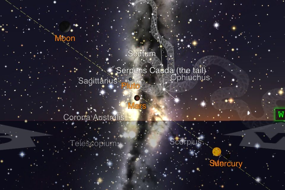 Moon Pluto Mars in the void 11/18/12 5:17 PM