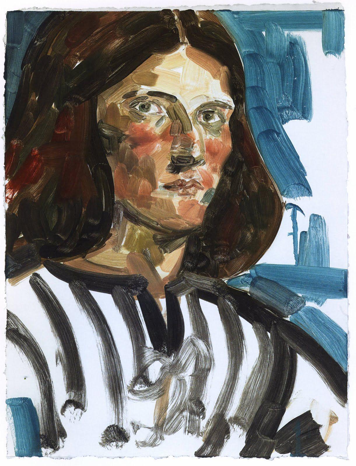 Elizabeth Peyton | After Giorgione, 2010