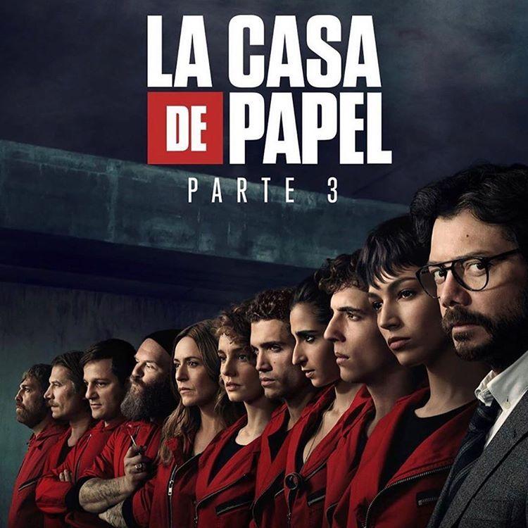 Pin De Yere Salazar Em Series Casa De Papelao La Casa De Papel