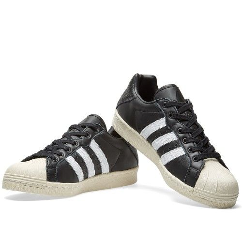adidas ultrastar 80 (nucleo nero) scarpe pinterest