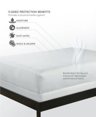 Reversatemp Mattress Protector Twin Xl Mattress Protector