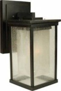 Craftmade Z3724 92 Outdoor Sconce Oiled Bronze By Craftmade 99 00 Size Large Finish Oiled Bronze Light Bulb Outdoor Walls Craftmade Outdoor Wall Sconce