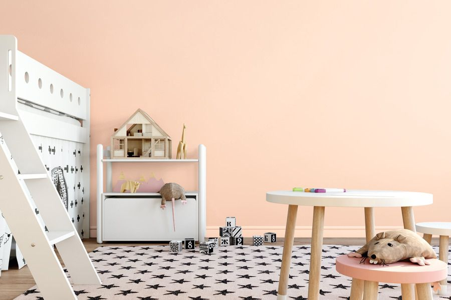 Quarzrosa Schoner Wohnen Farbe In 2020 Schoner Wohnen Farbe Kinderzimmer Dekor Schoner Wohnen