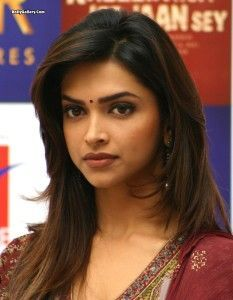 Colour Me Ombre Beautiful Indian Actress Deepika Padukone Style Deepika Padukone