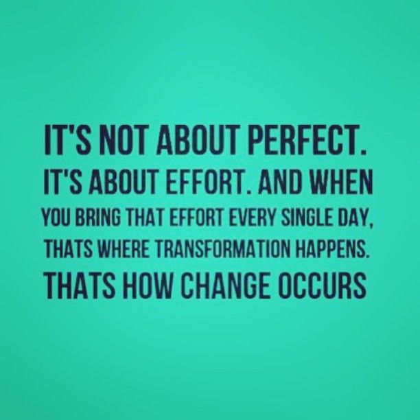 It is about the effort you put in! #effort #inspiration
