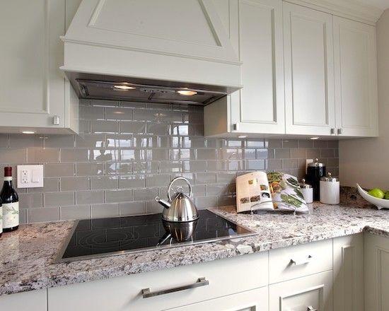 Ice White granite countertop Kitchen Pinterest – White Ice Granite Kitchen