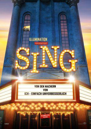 Sing Animationsfilm Stream