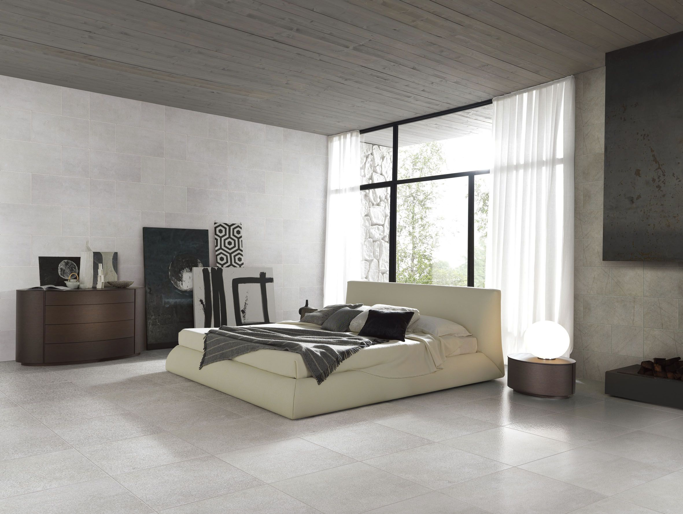 Firenze Is A Popular Cement Design Often Seen Through Newer Homes  # Muebles Firenze