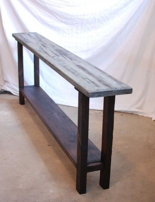 Sofa Table 70 Inches Long Entry Hall