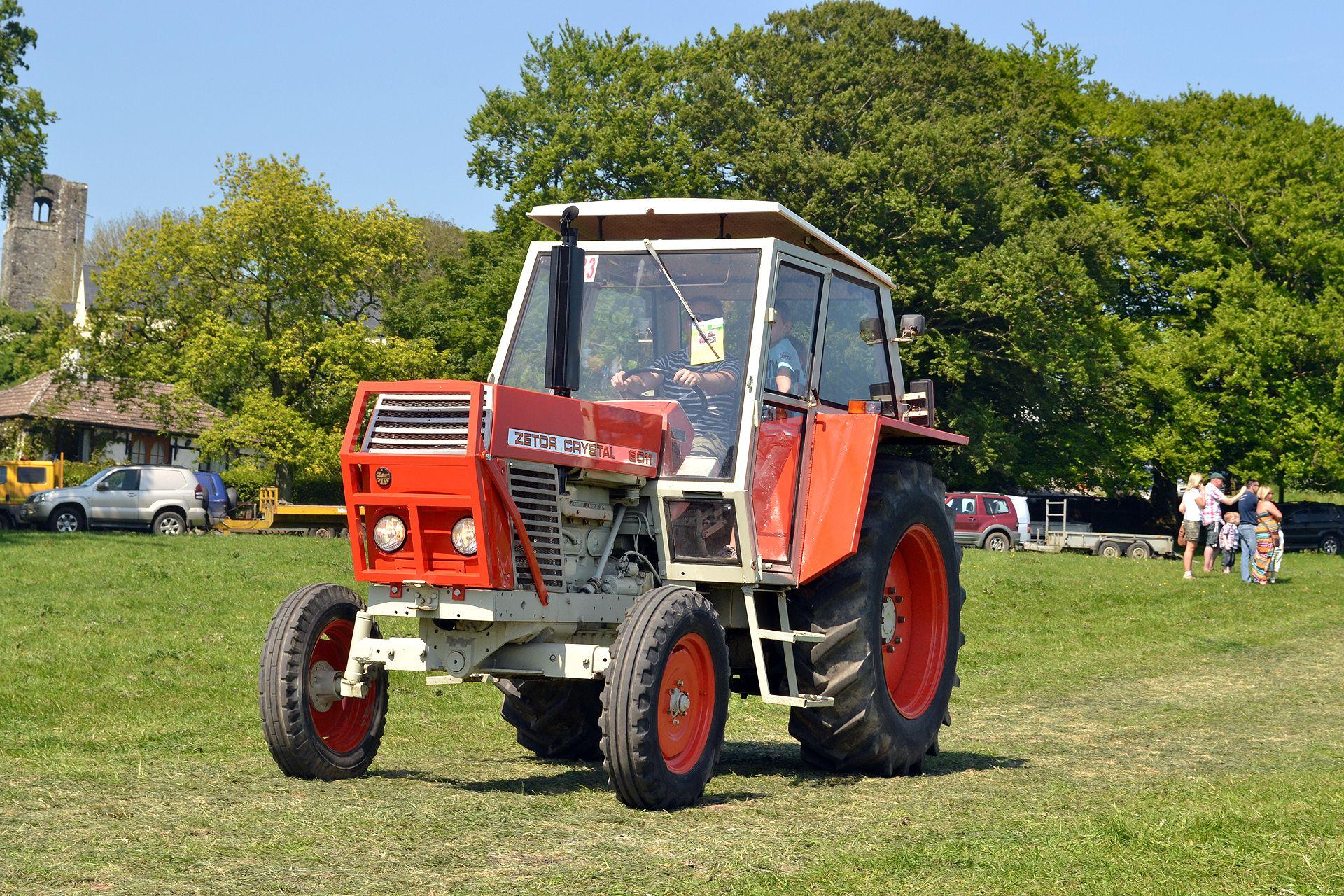 zetor crystal 8011 �� tractor mania �� pinterest tractor