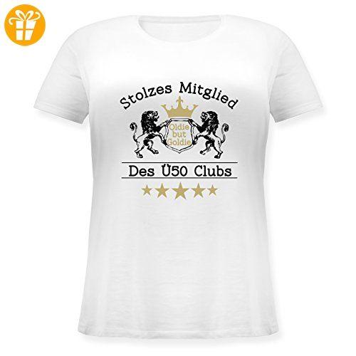 Geburtstag - 50. Geburtstag Stolzes Mitglied des Ü50 Clubs - L (48) -