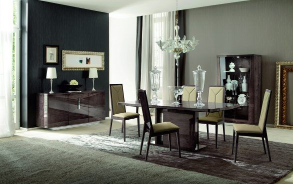 Alf Italia   Eva Dining Table   Italian Made Furniture