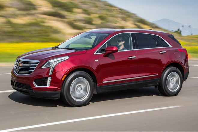 2017 Cadillac Xt5 First Drive Review