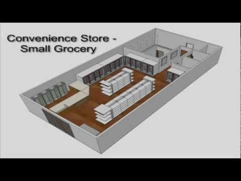 Design Ideas For Your Small Market Www Instorevoyage Com In Store Marketing Visual Merchandising Supermarket Design Store Layout Grocery Store Design