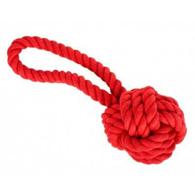 Diy Dog Toy Tug Of War Rope With Nautical Knot Ball Diy Dog