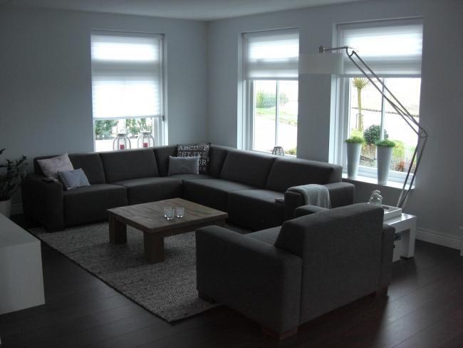interieurstyling donkere vloer - google zoeken | huis x | pinterest, Deco ideeën