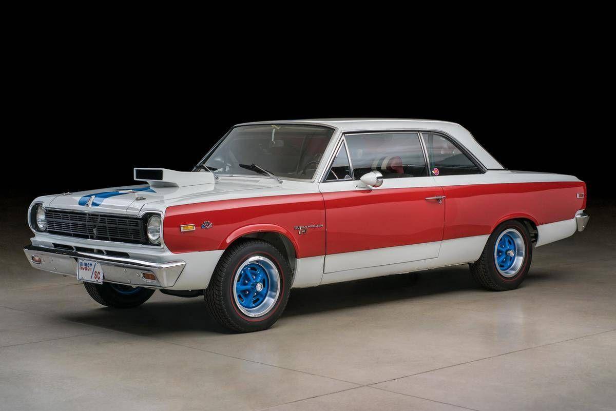 1969+AMC+SC/Rambler+for+Sale | American cars | Pinterest ...