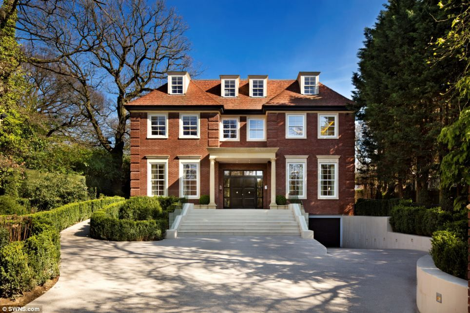 UK's most expensive new build property on the market for £