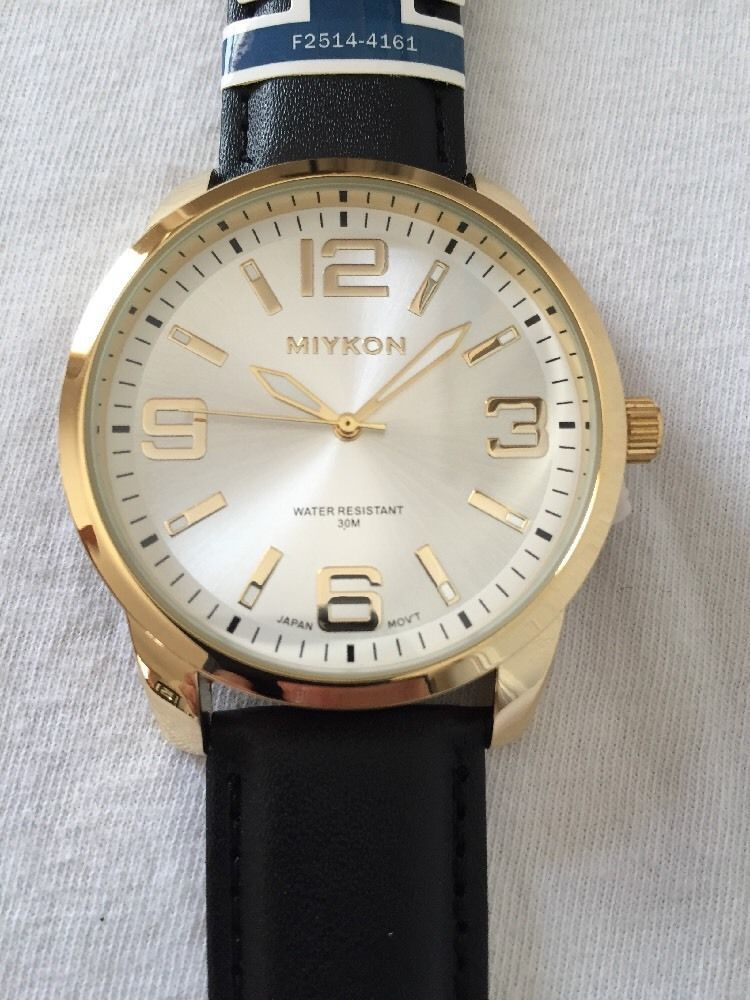 e686843c15a3a Miykon Men s Watch