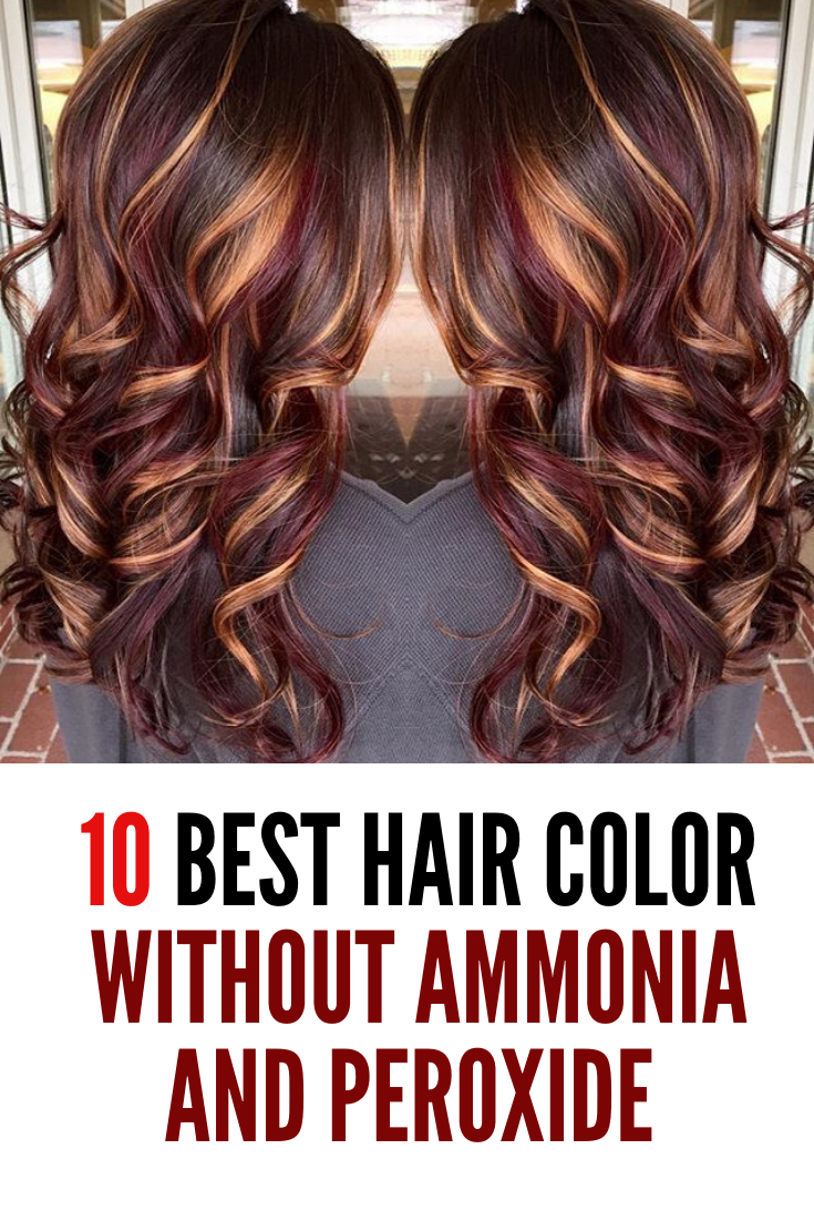 11 Trendy Hair Color Shades Brands That Will Rock In 2020 Best Beauty Lifestyle Blog Hair Color Without Ammonia Cool Hair Color Ammonia Free Hair Color