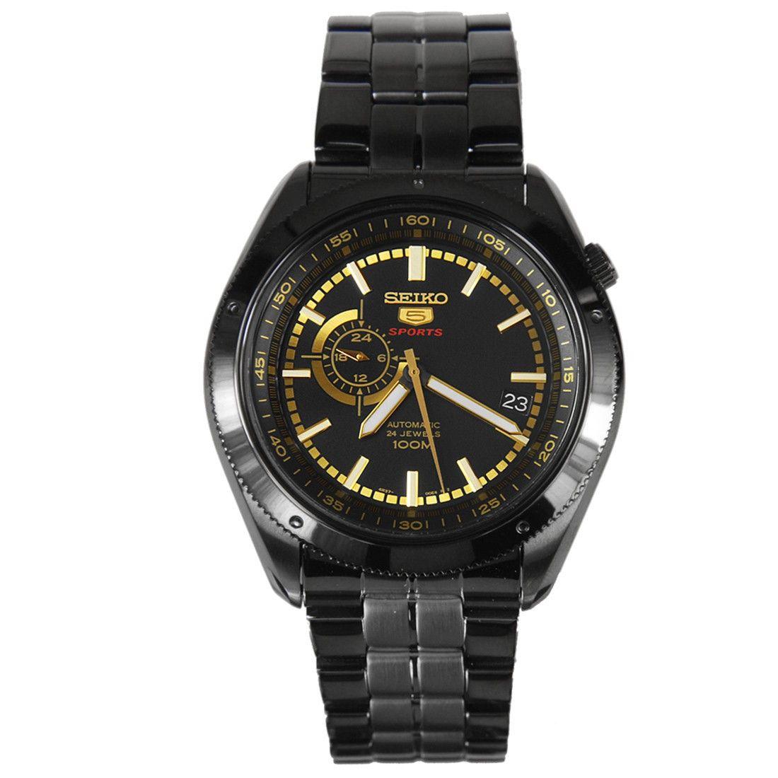 Seiko 5 SSA071K1 SSA071 Automatic Sports Mens Watch