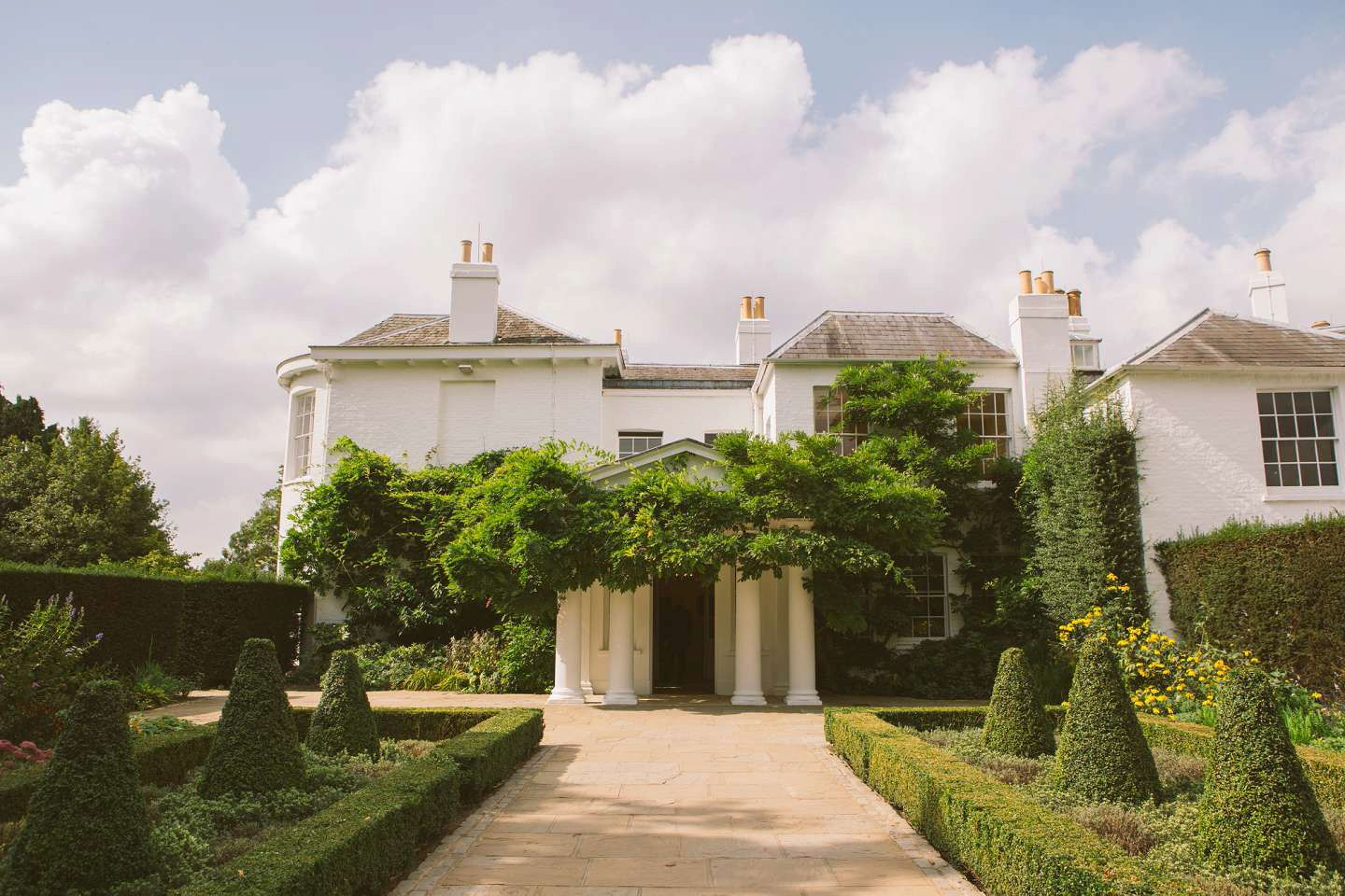 Pembroke Lodge A Gorgeous Wedding Venue In Richmond Surrey On The Outskirts Of London S