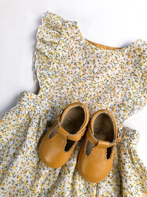 Photo of Daisy Pinafore Dress