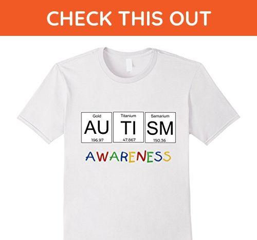 Mens autism awareness t shirt periodic table science tee shirt 3xl mens autism awareness t shirt periodic table science tee shirt 3xl white math science urtaz Gallery