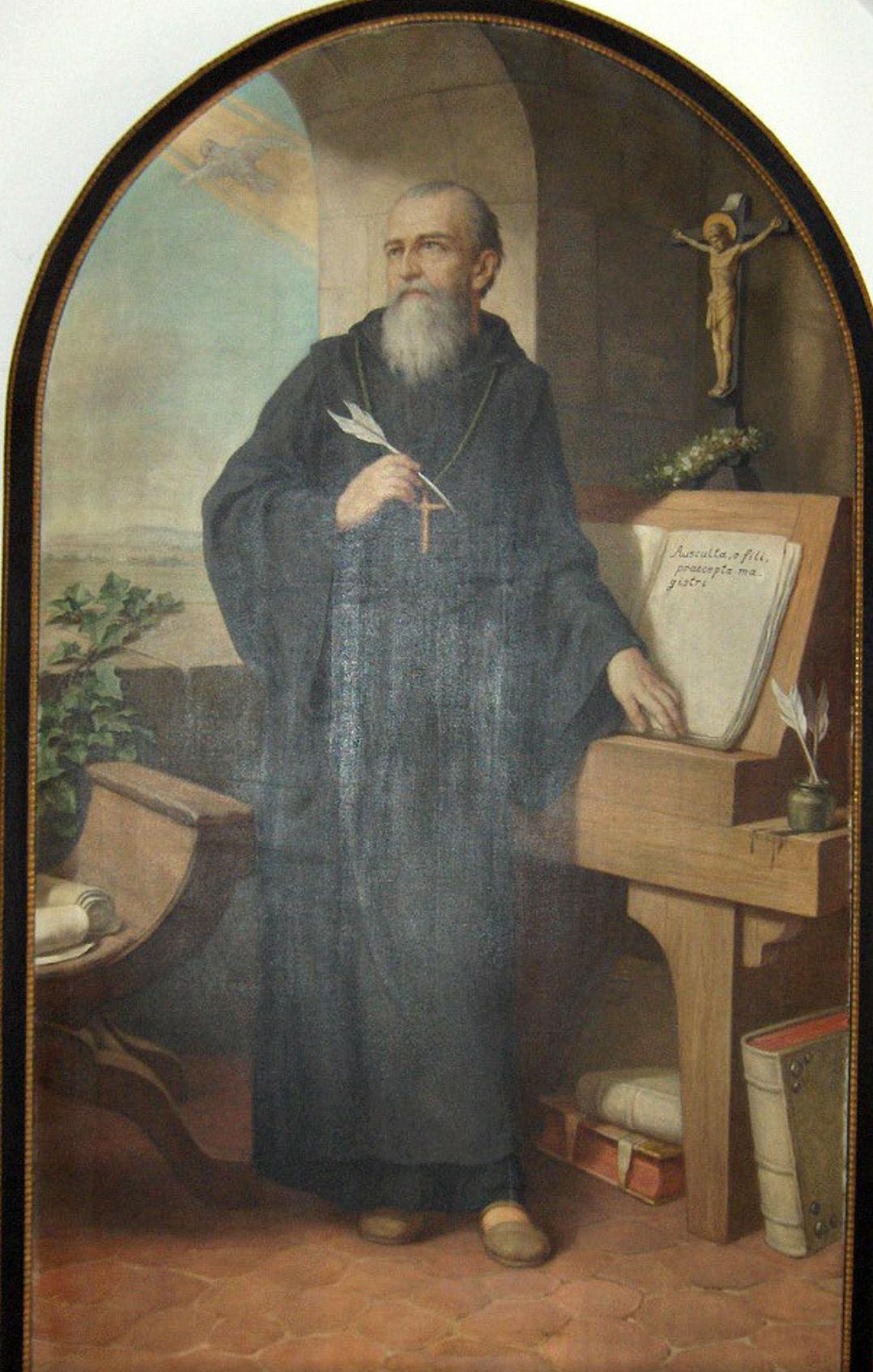 Festividad 11 De Julio Fundador De Las Ordenes Monasticas De