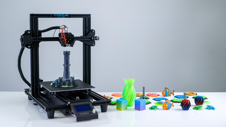 M3D 3D Printers, 3D Printing Filaments, 3D Printer Parts