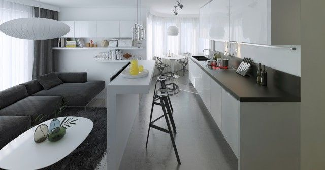 Kuchnia W Kawalerce Home Home Decor House Design
