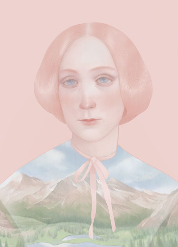 Hsiao-Ron Cheng - Selected Portraits