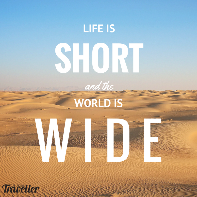 Short Vacation Quotes: The Best Travel Quotes To Fuel Your Wanderlust